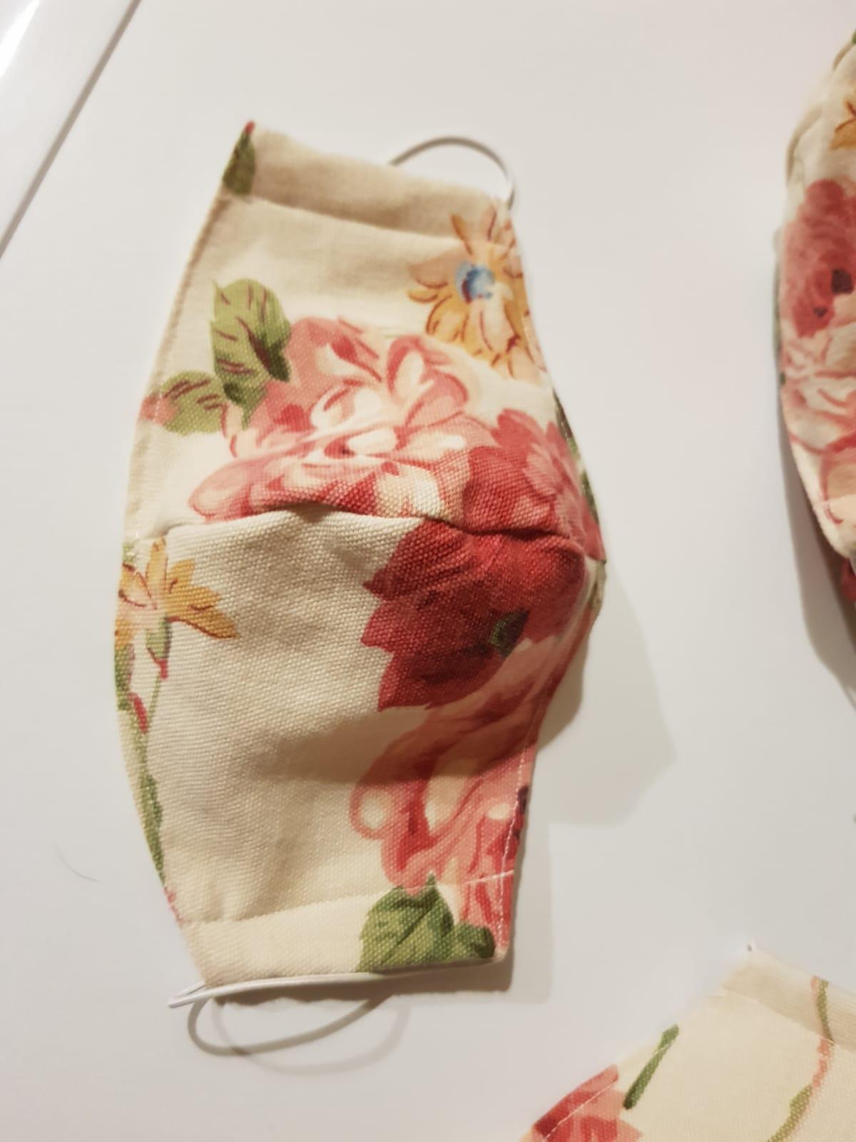 Hand Made Fabric Face Masks